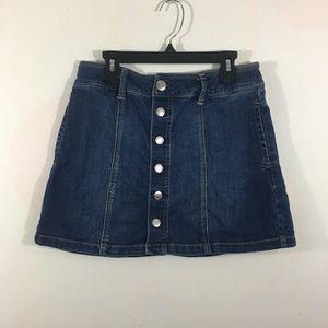 American eagle Mini skirt size 4